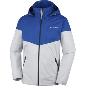 Columbia Inner Limits Jacket Men grey/blue